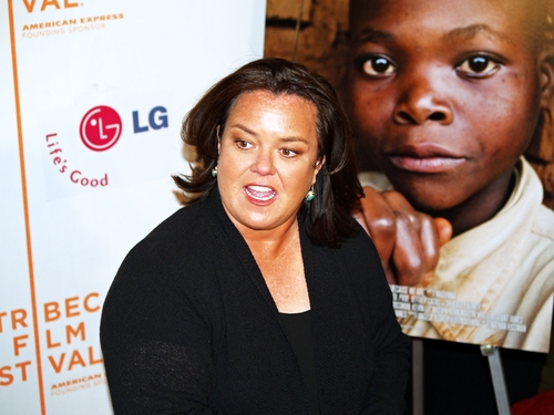 Rosie O'Donnell is a Huge Bully to Barron Trump