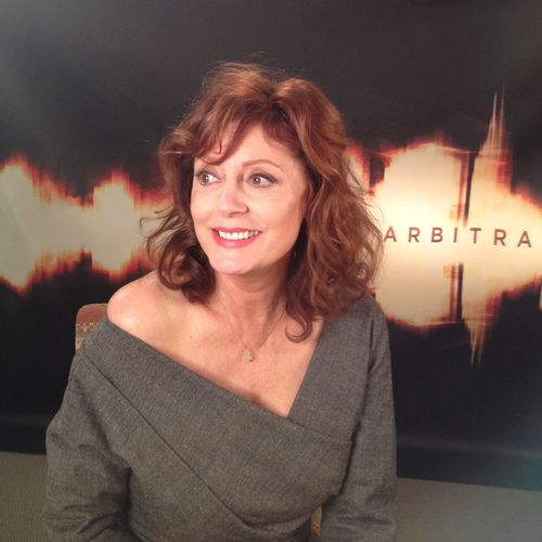 Susan Sarandon Has a Startling Prediction for Trump's Presidency