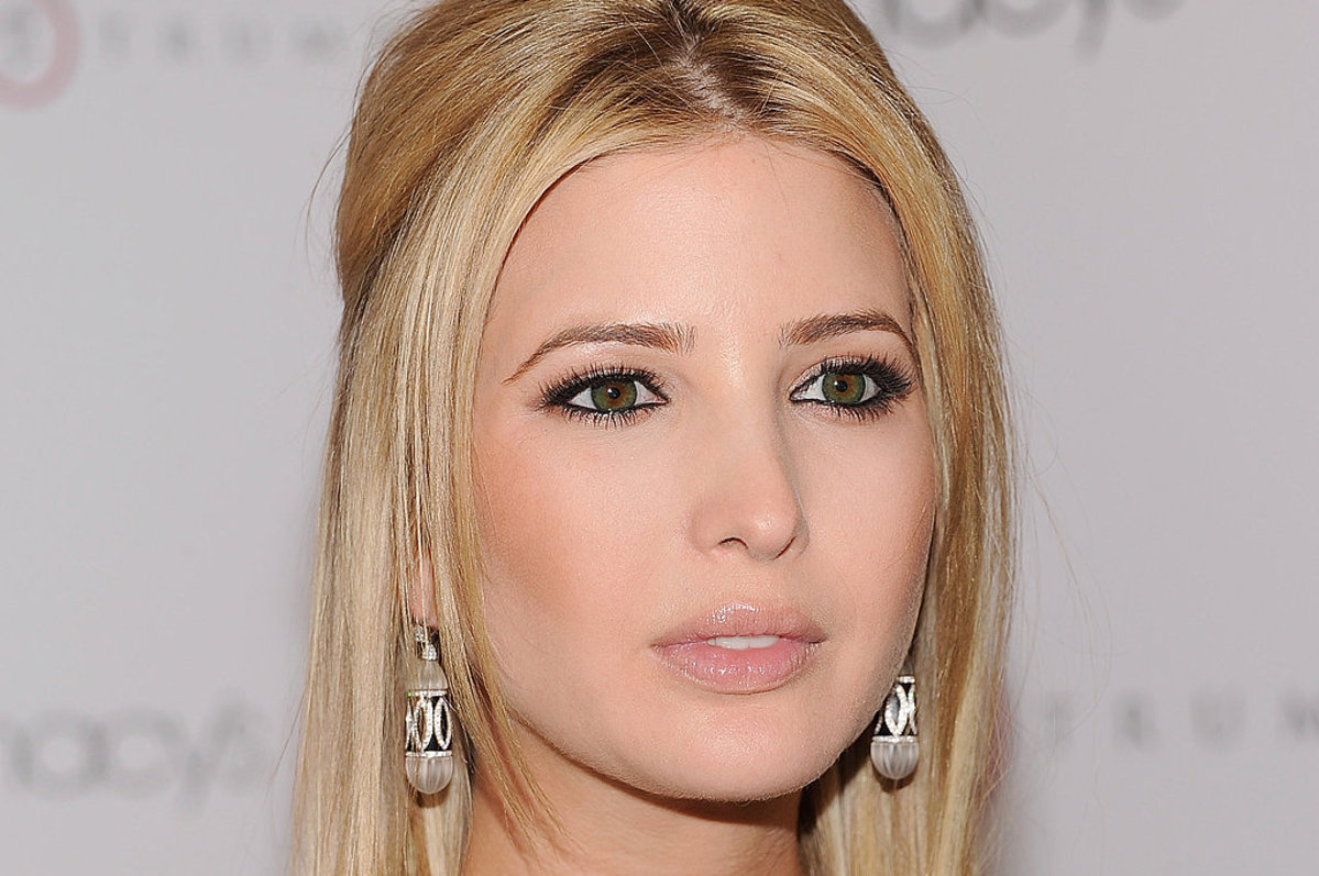 Ivanka Trump Booed at Conference After Saying This About Her Father