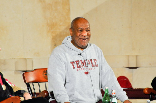 Bill Cosby Accused of Faking Blindness