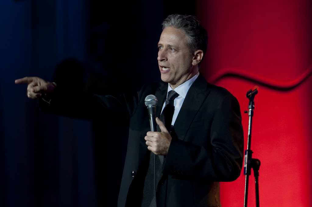 Jon Stewart: Liberals 'Hypocritical' in Stereotyping Trump Voters