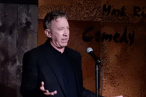 Tim Allen OWNS PC Culture in Talks on  'Last Man Standing' Revival