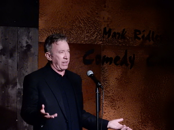 Tim Allen: 'Nothing is More Dangerous than a Likable Conservative'