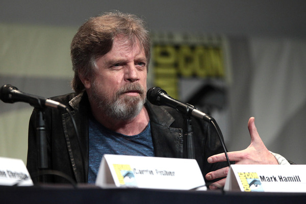 Mark Hamill Records Himself Reading Trump's Tweets—As This Supervillain