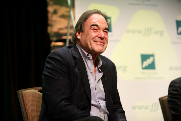 Oliver Stone Trashes 'Beautiful' Megyn Kelly For Not Being Prepared For Putin