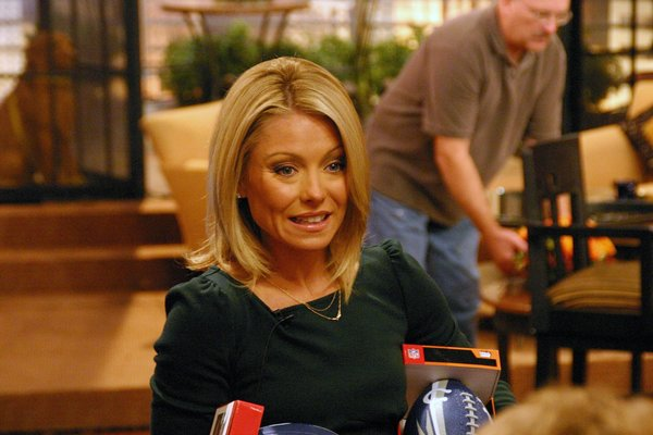 Just Announced: Kelly Ripa Finally Got a Cohost