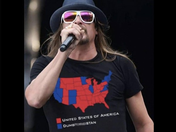 Kid Rock Goes on Epic Takedown of 'Fake News'