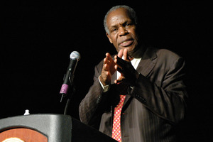 Danny Glover 'Appalled' Trump Named Time Person of the Year
