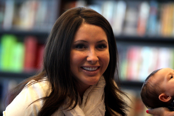 Bristol Palin and Dakota Meyer Welcome Baby Girl
