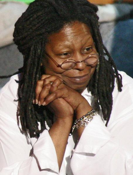 Whoopi Goldberg Is Not Buying The Anonymous Op-Ed