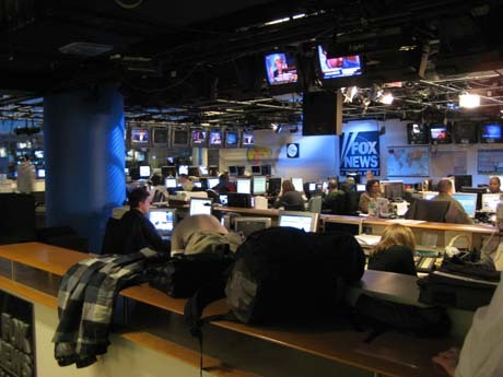 Fox News Fires Another Longtime Employee—This Time It's the Co-President