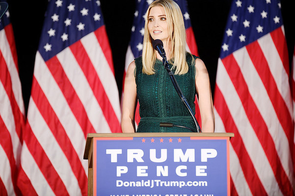 People are Mad At Ivanka Trump Over a Single Photo