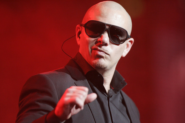 Pitbull Meets With Prominent Trump Pick in Florida
