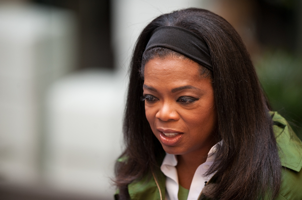 Oprah Finally Addresses Rumors She is Running For President
