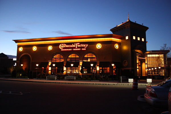Cheesecake Factory Turns Away Police Officers—Because They're Armed
