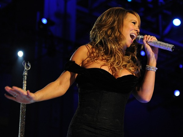 Report: Mariah Carey Visited Marijuana Dispensary Before NYE Performance