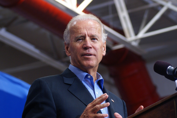 Biden Tells Democrat Supporters:  'There's A Target On My Back'