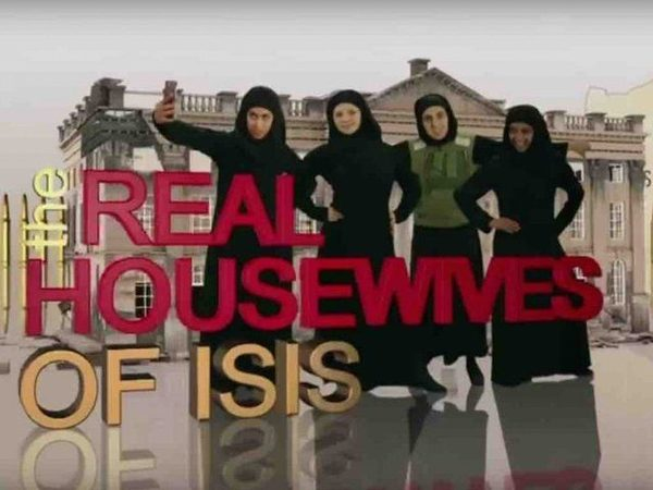 People are Outraged Over 'Real Housewives of ISIS'