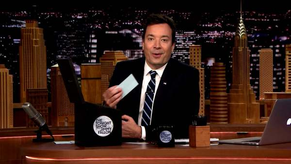 Jimmy Fallon Mocks Performers Lined Up for Inauguration