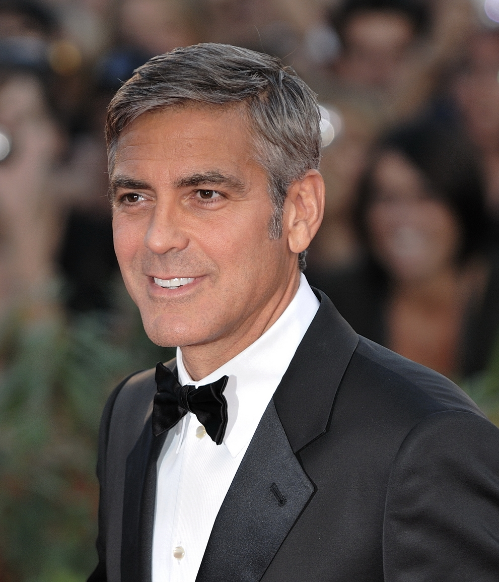 George Clooney Defends Meryl Streep Over Trump Comments