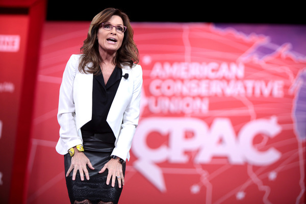 The Latest on Sarah Palin's Judge TV Show