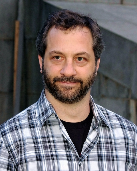 Judd Apatow Reportedly 'Freaking Out' Over Donald Trump