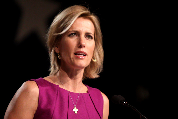 Laura Ingraham Comes Out On Top