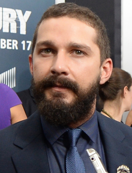 Shia LaBeouf's Anti-Trump Art Installation Driven Out of The Country