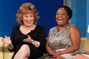 Joy Behar Claims That She's The 'Poster Child' For Democratic 'Socialism'