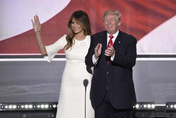Melania Trump Wins First Round in Escort Story Lawsuit