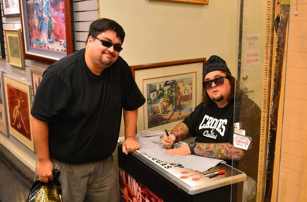 Update: 'Pawn Star' Chumlee Emerges After Death Rumors