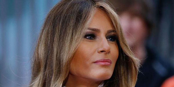 Leftists Attack Melania After She Unveils White House Christmas Decor