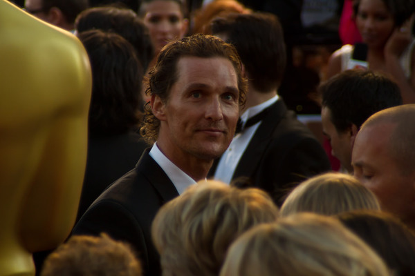 VIDEO: Matthew McConaughey Says It's Time For Us to Embrace Trump