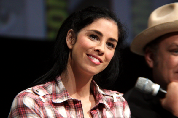 Sarah Silverman Says Everyone Should Be Political Now