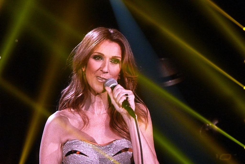 See Celine Dion's Hilarious Reaction to Fans Getting Engaged