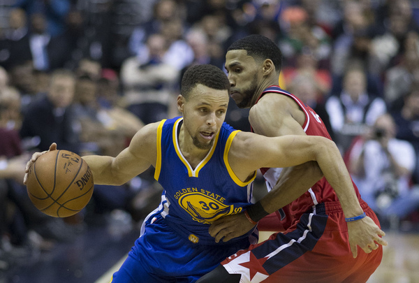 Steph Curry Hits Under Armour CEO, Calls Trump 'Asset'