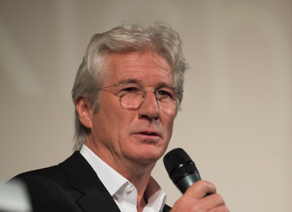 Richard Gere Says This is Trump's 'Biggest Crime'