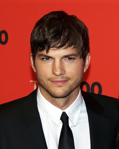 Ashton Kutcher Blows Kiss to John McCain on Senate Floor—See the Video