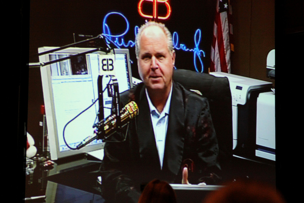 Rush Limbaugh Rips Trump For What He Said About The White House