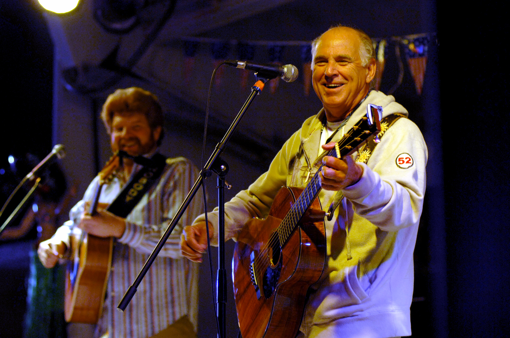 Jimmy Buffett is Doing Something Awesome for Retirees