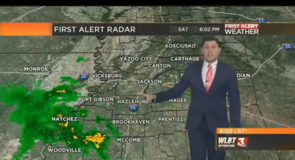 VIDEO: Farting Kid Interrupts Weatherman's Report