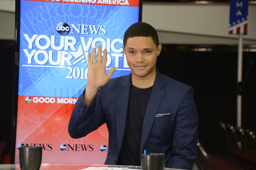 Trevor Noah Says He Has a Lot in Common With Trump—See Why