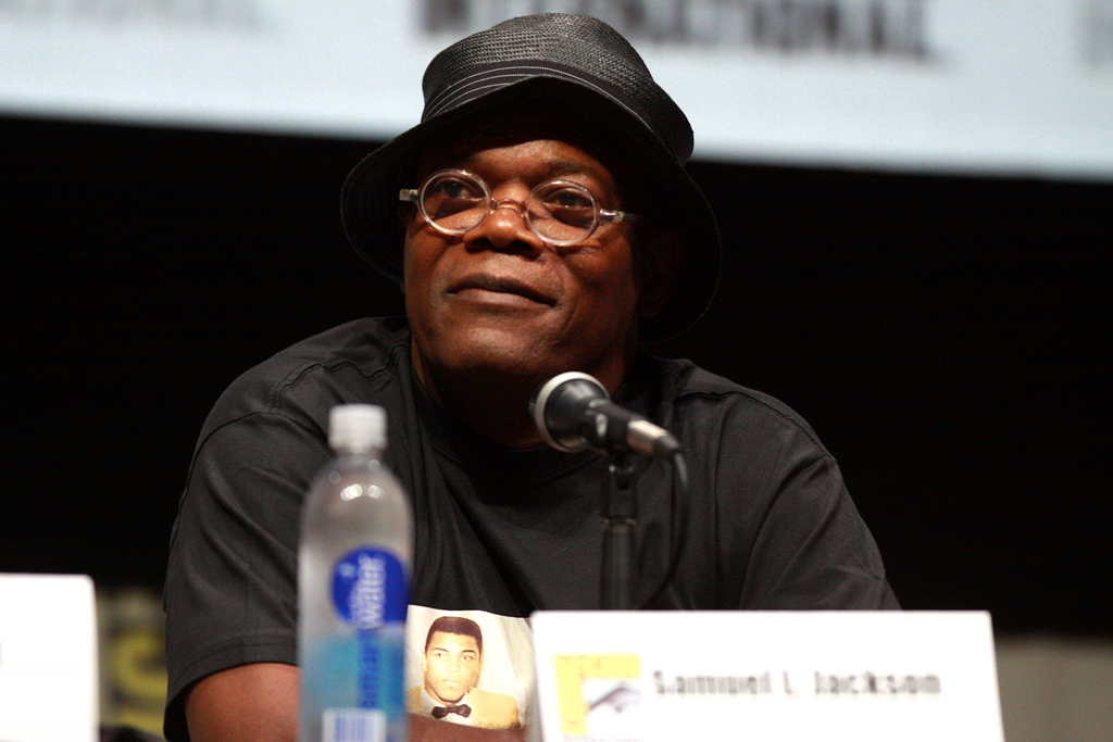 Samuel L. Jackson Makes Shocking Claim About Immigrants