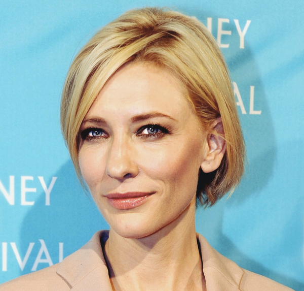 Cate Blanchett Says Her Moral Compass Comes from Where?!