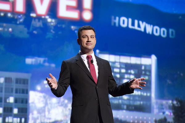 Jimmy Kimmel Piles Insults on United Airlines After Passenger Debacle