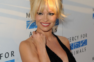 Pamela Anderson Goes After Trump