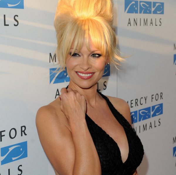 Pamela Anderson Accuses Soccer Star Ex-Boyfriend Of Horrific Abuse