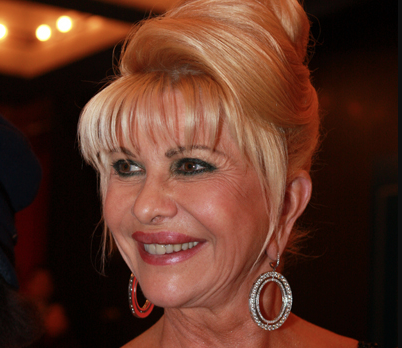 Ivana to Melania: Get Over It