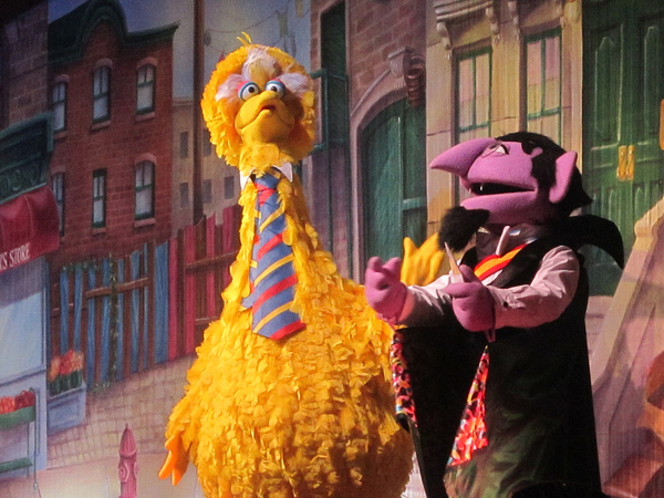 'Sesame Street' Character Accused of Swearing?