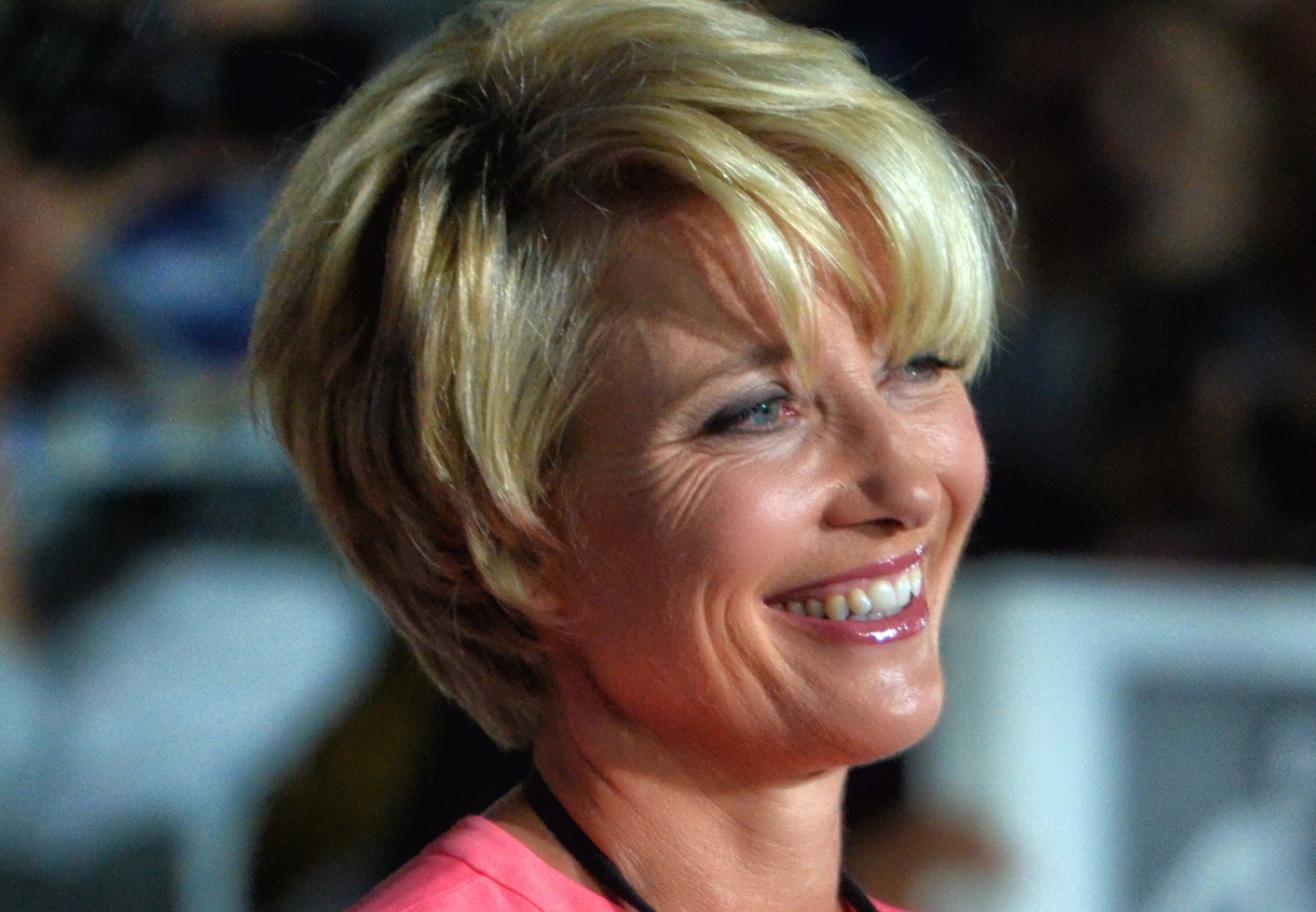 Trump Reportedly Once Asked Emma Thompson Out—But It Wasn't Love, Actually